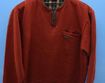 Vintage Kansai Yamamoto Up To You Big Logo Sweatshirt Pull Over Sweater Urban Fashion Size L