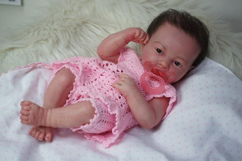 1b7f6ef87235c Poupées Reborn prêt à expédier reborn prématuré bébé fille