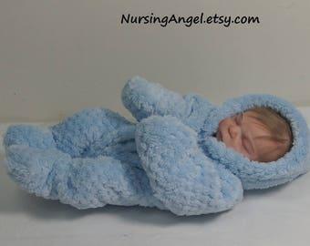 Newborn Levi Full body doll MAX by Cindy Musgrove  Reborn baby Boy 14 inch  Anatomically Correct Boy Reborn Preemie