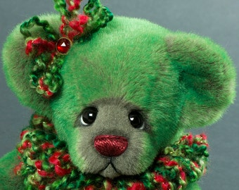 Order Only, Original Artist Teddy Bear by Vicky Lougher, Artist Bear, Art Bear, faux fur Bear, Teddy Bear, Teddy Bear, Original, collectible
