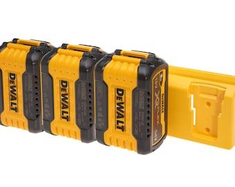 Dewalt Flexvolt 4-unit Battery Holder