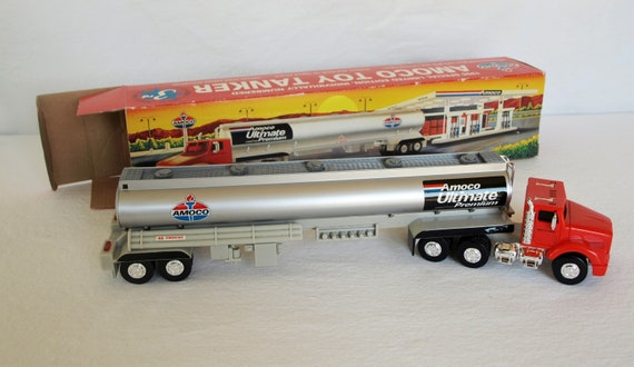 Amoco 1996 Limited Edition Toy Tanker