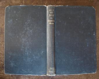 Bury Me Deep by Harold Q. Masur 1947 Hardcover Book – An Inner Sanctum Mystery