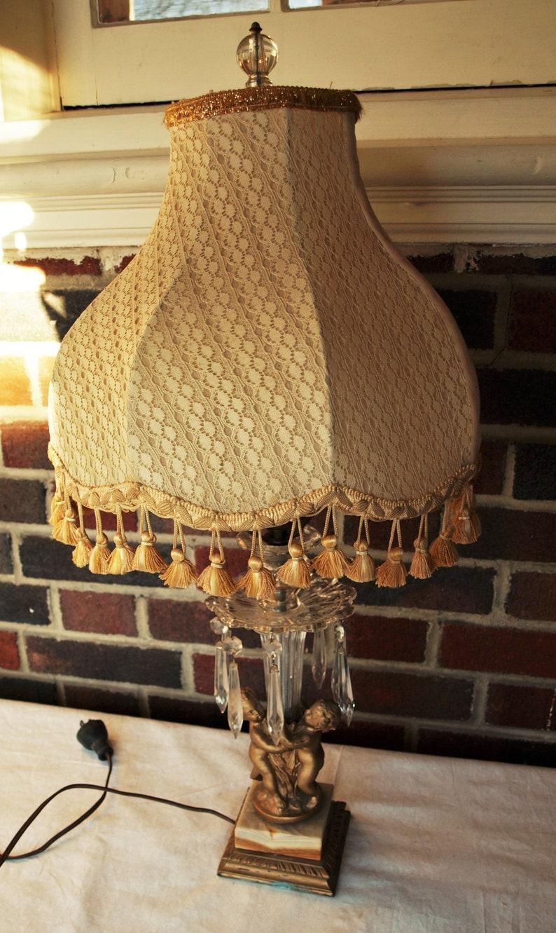 Rustic Tin Patina Finish Solid Design Lamp Shade Many Sizes Empire