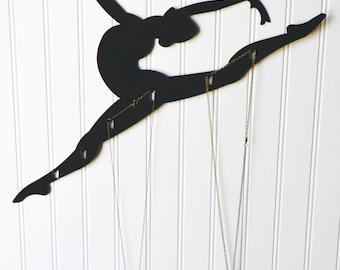 Ballerina Necklace Holder