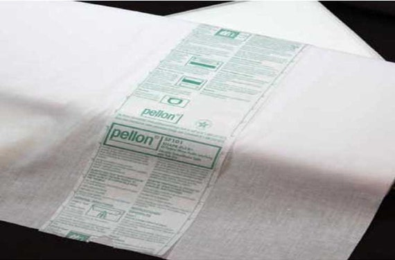 Shape Flex Sf101 Pellon Interfacing Woven Fusible White 20 Inch Wide Sold By The Yard