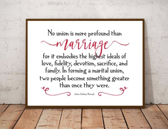 Wedding Gift Card Sayings: Gay Marriage Gift Equality Quotes Wedding Sign Marriage