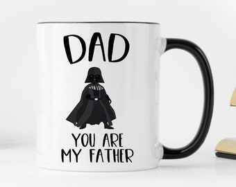 c0194e05 Darth Vader Mug, Fathers Day Gift, Gift for Dad, Funny Gift for Dad, Dad  Coffee Mug, Funny Father Mug, You Are My Father, Darth Vader Gift