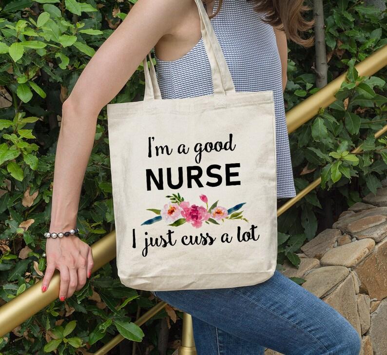 Gift for Nurse Nurse Bag Nurse Tote Bag Nursing Tote Bag Nursing Bag Nursing Bag Tote Bag for Nurse Nurse Graduation Gift Nurse Gift