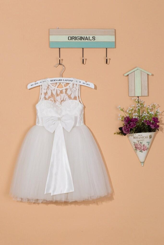 f0b1a7228 Tutu flower girl dress white mini skirt white flower girl