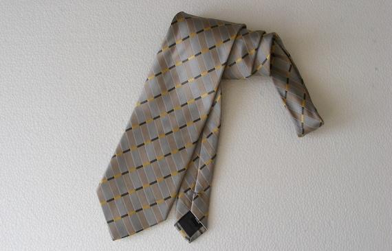 Vintage Marja Kurki Mens Suit Neck Tie 100/% Silk