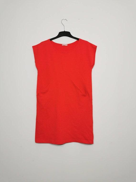 Vintage MARIMEKKO dress/Vintage MARIMEKKO tunic. S