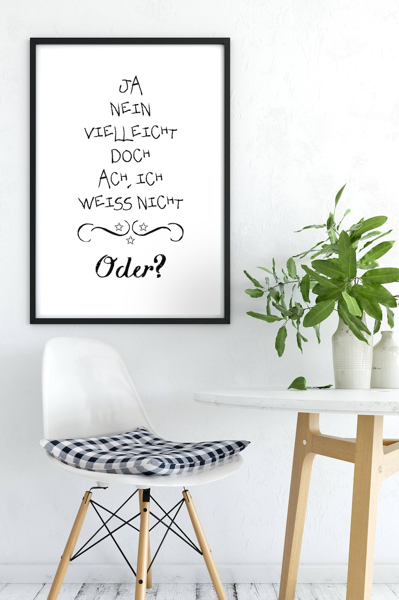 Or-art print without frame