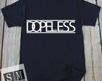7996e81004 Dopeless Hope Fiend .....sobriety apparel, sober shirt, recovery shirt, AA  shirt, NA shirt