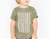 Nature Flag Kids Shirt by Nature Supply Co