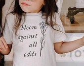 Bloom Against All Odds Shirt by Nature Supply Co