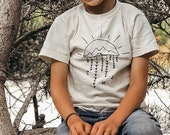 Reflection Organic Kids Camping Shirt by Nature Supply Co