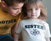 Sister Bee Kids Shirt by Nature Supply Co