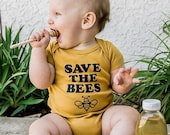 Save the Bees Organic Shirt by Nature Supply Co