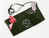 Earth Day Every Day Apron, Gardener Apron, Aprons for Women, Egg Apron, Gardening Apron, Gardening Gift, Aprons with Pockets, Aprons