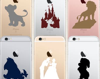 Disney Decals iPhone/iPad