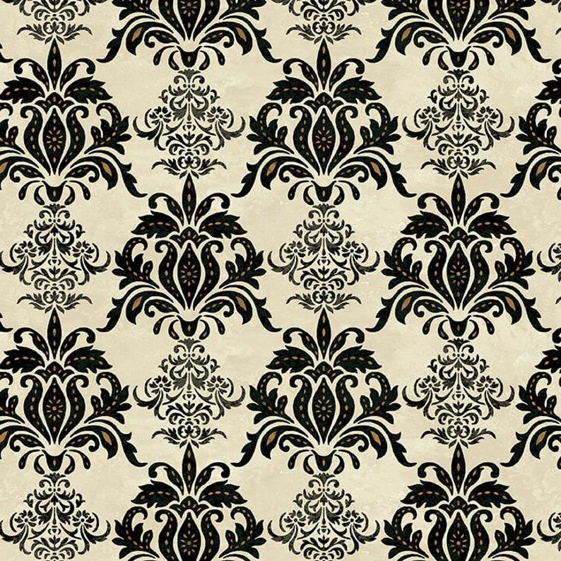 designed by Jennifer Brinley for Studio E fabrics Le Poulet Quilt fabric 4 Pc fat quarter bundle