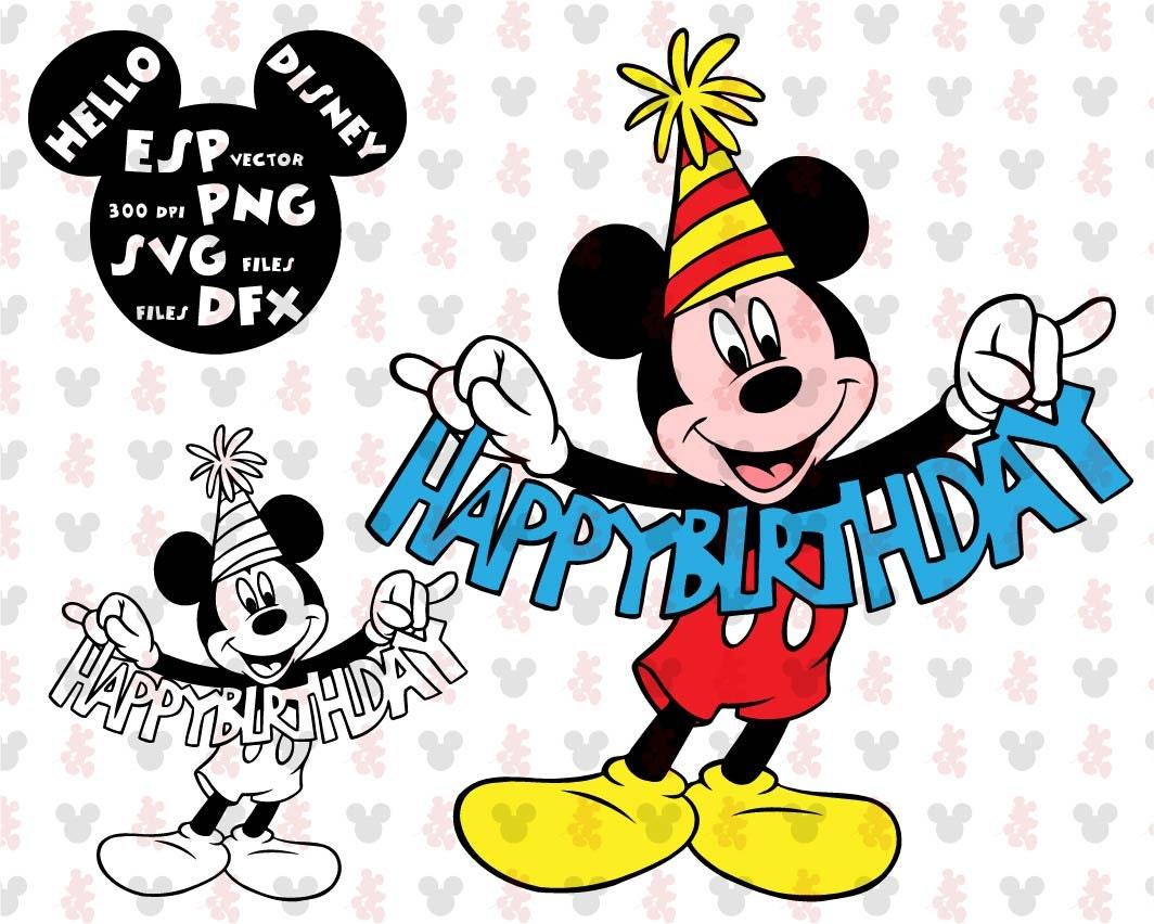 mickey birthday meme - HD1064×852