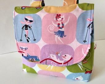 Bike bag handlebar bag handbag Gift cats