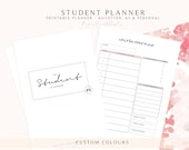 College Planner, Academic...
