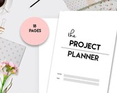 Project Planner Printable...