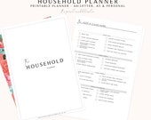 Household Planner, Cleani...