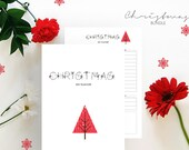 Christmas Planner, Holida...
