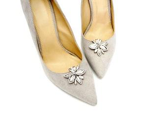 580adf3e0 Klipsy do butów Manuu ręcznie robione kokardy autor ShoeClipsManuu