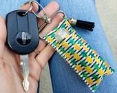 Pineapple Chapstick Holder Keychain Pineapple Lip Balm Holder Backpack Charm Car Accessories for Teens Teacher Gift for Friend