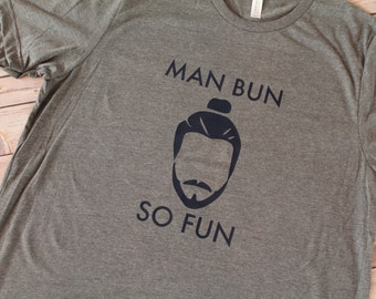 Man Bun: So Fun