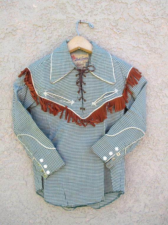 Vintage Dale Evans Western Wear Original 1950 s Cowboy  cb416b6b7
