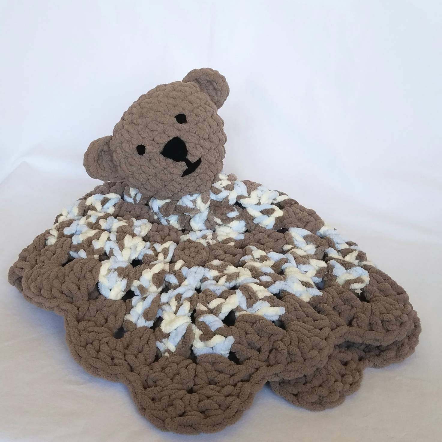 Teddy Bear Blanket Buddy   1473x1473