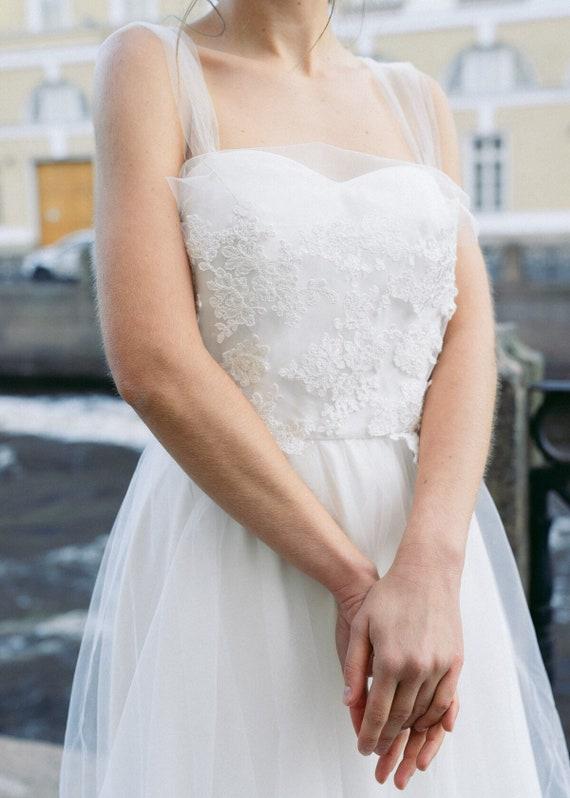 dress Romantic dress wedding elegant dress wedding Dress Sleeve vintage Short Wedding gown Wedding Boho Dress Wedding wedding RqTZO