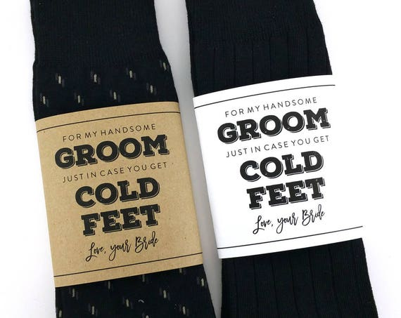 Cold Feet Sock Wrapper