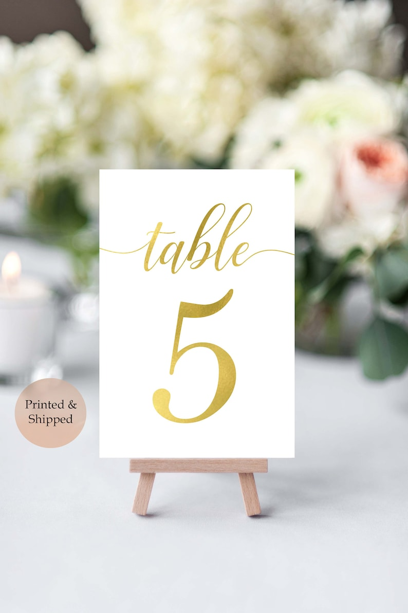Table Numbers Wedding.Gold Table Numbers Wedding Table Number Wedding Table Decor Rustic Table Number Wedding Number Signs Table Number Cards Gold Numbers