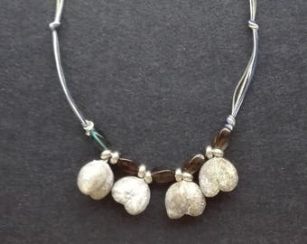 Snail Necklace of sea