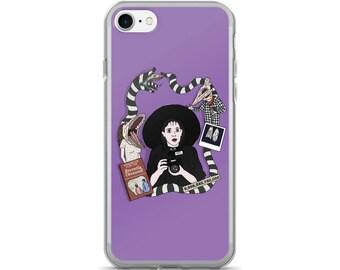 Lydia Deetz iPhone 7/7 Plus Case