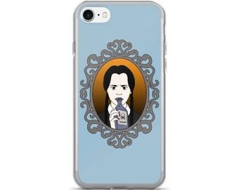 Wednesday Addams iPhone 7/7 Plus Case