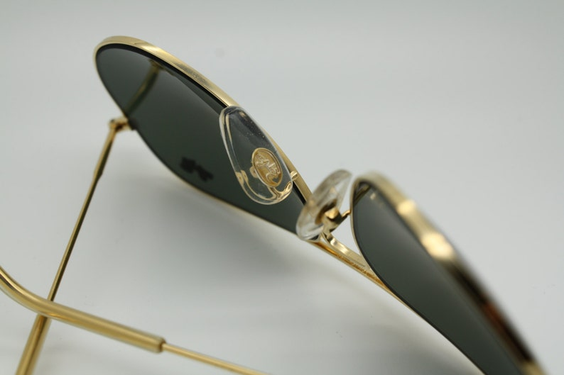 1b9a4aa32b Original Bausch   Lomb Ray-Ban Precious Metals W1904 Aviator