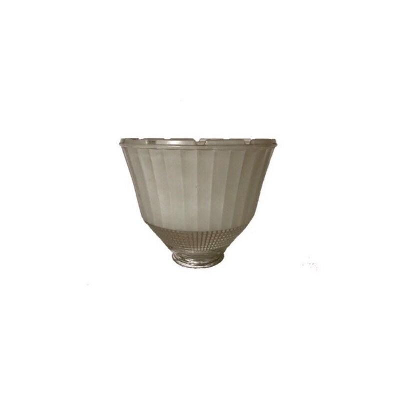 Art Deco Glass Uplight Lamp Shades