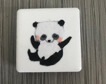 Panda Magnet Office Magnet Refrigerator Magnet