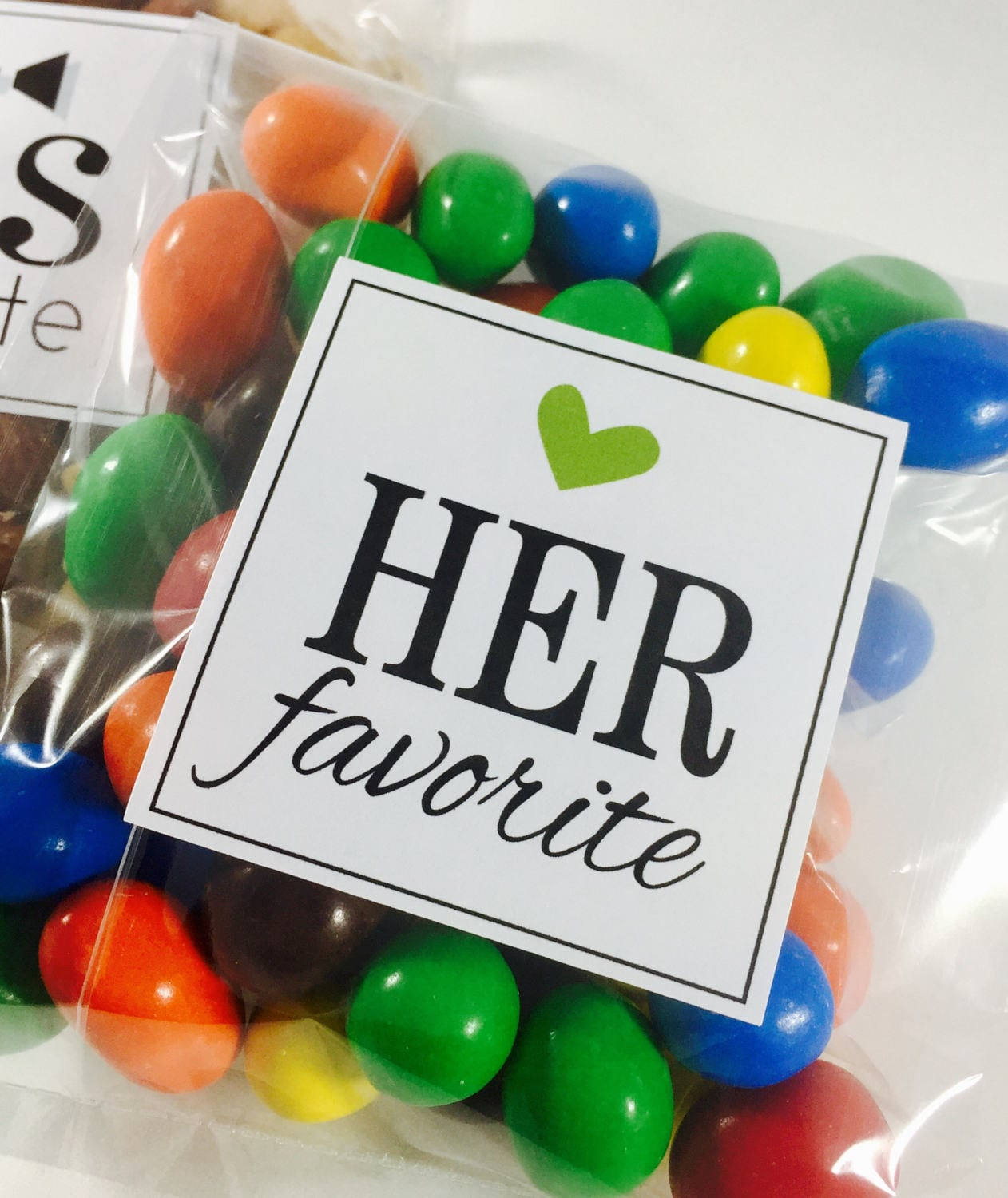 His Favorite, Her Favorite, Wedding Stickers, His and Her Favorite ...