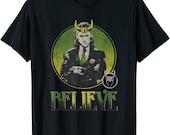 marvel loki believe portrait v4 t shirt