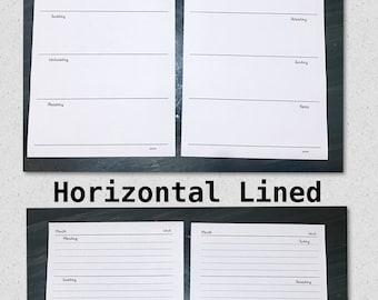 A5 WO2P WHITE Planner Inserts Agenda, Refill Organiser, Calendar, Printed, Horizontal Vertical EC,Dated/Undated Louis Vuitton 2017 2018