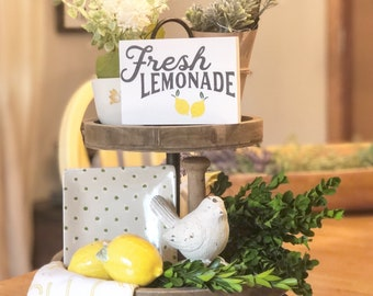 Awe Inspiring Lemon Decor Etsy Interior Design Ideas Helimdqseriescom